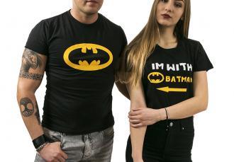 adad057e80bf ... tričiek Batman sada tričiek