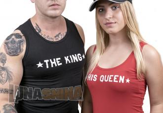 The King & His Queen tielka